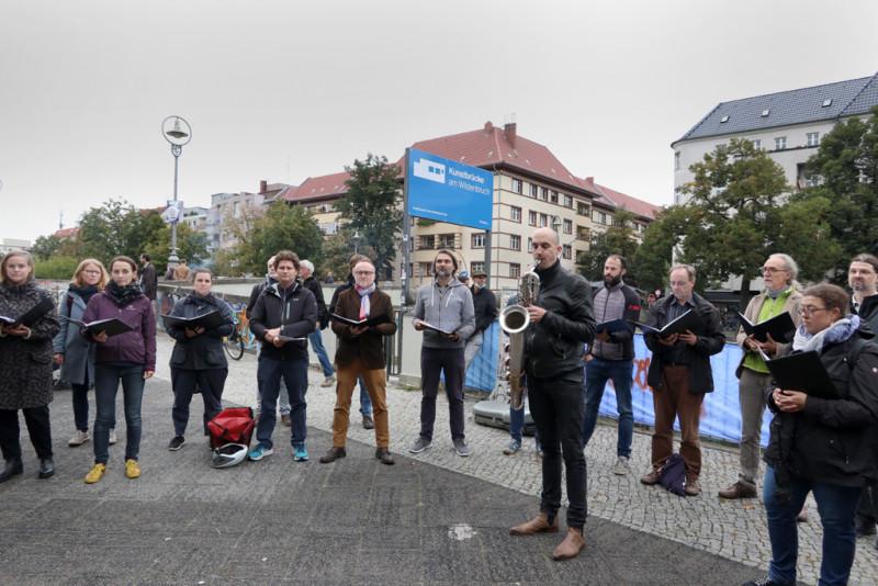 Kammerchor Cantamus Berlin: über.wasser.unter